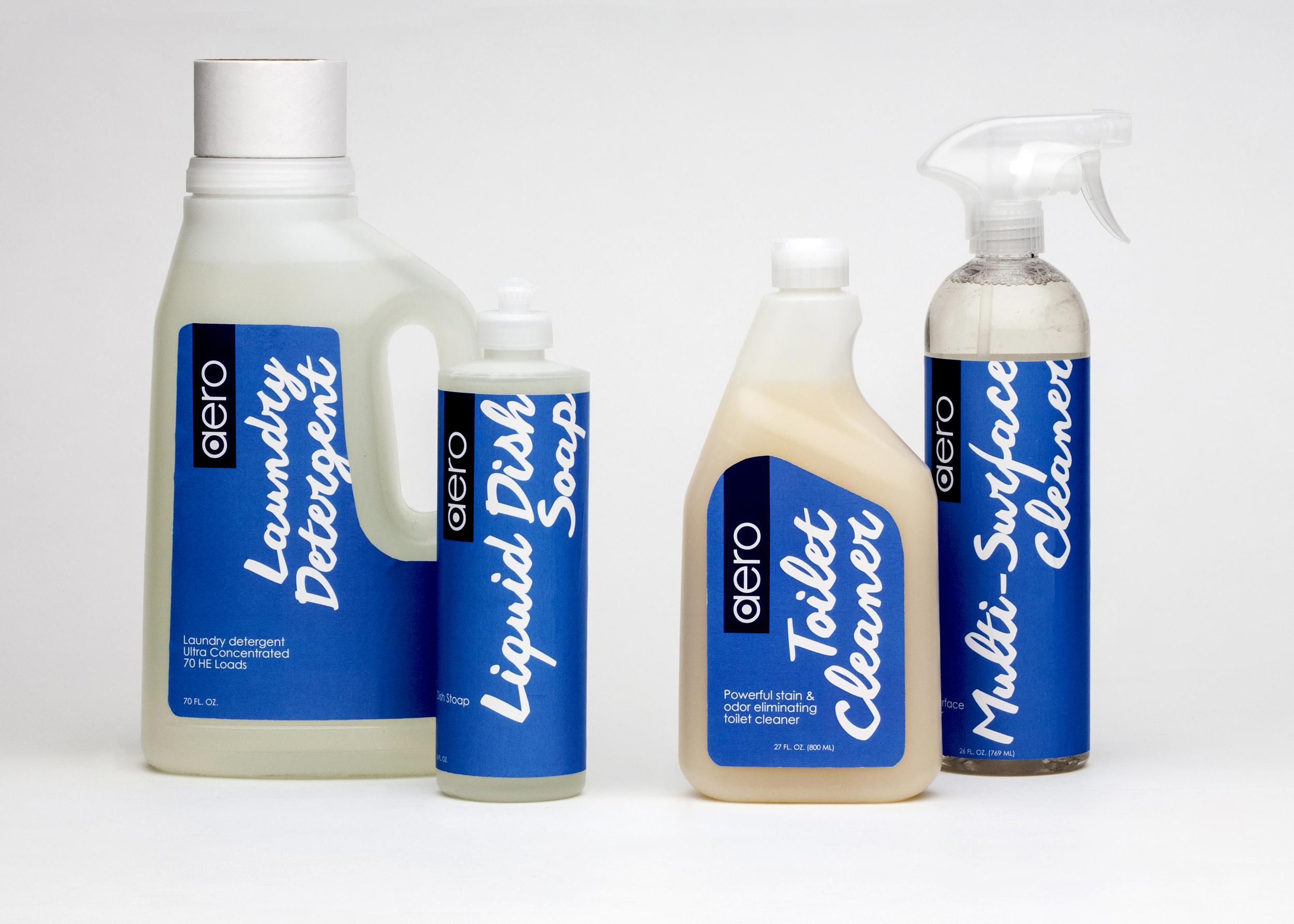 Aero product line