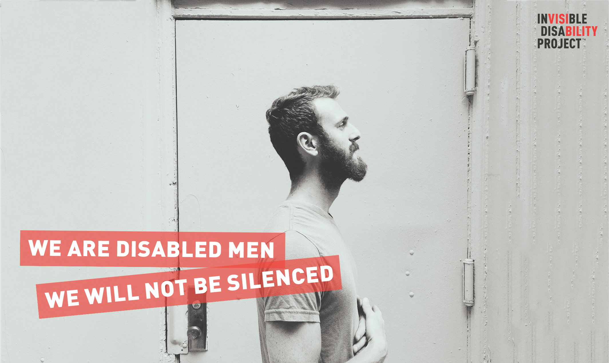 We are disabled men. We will not be silenced.