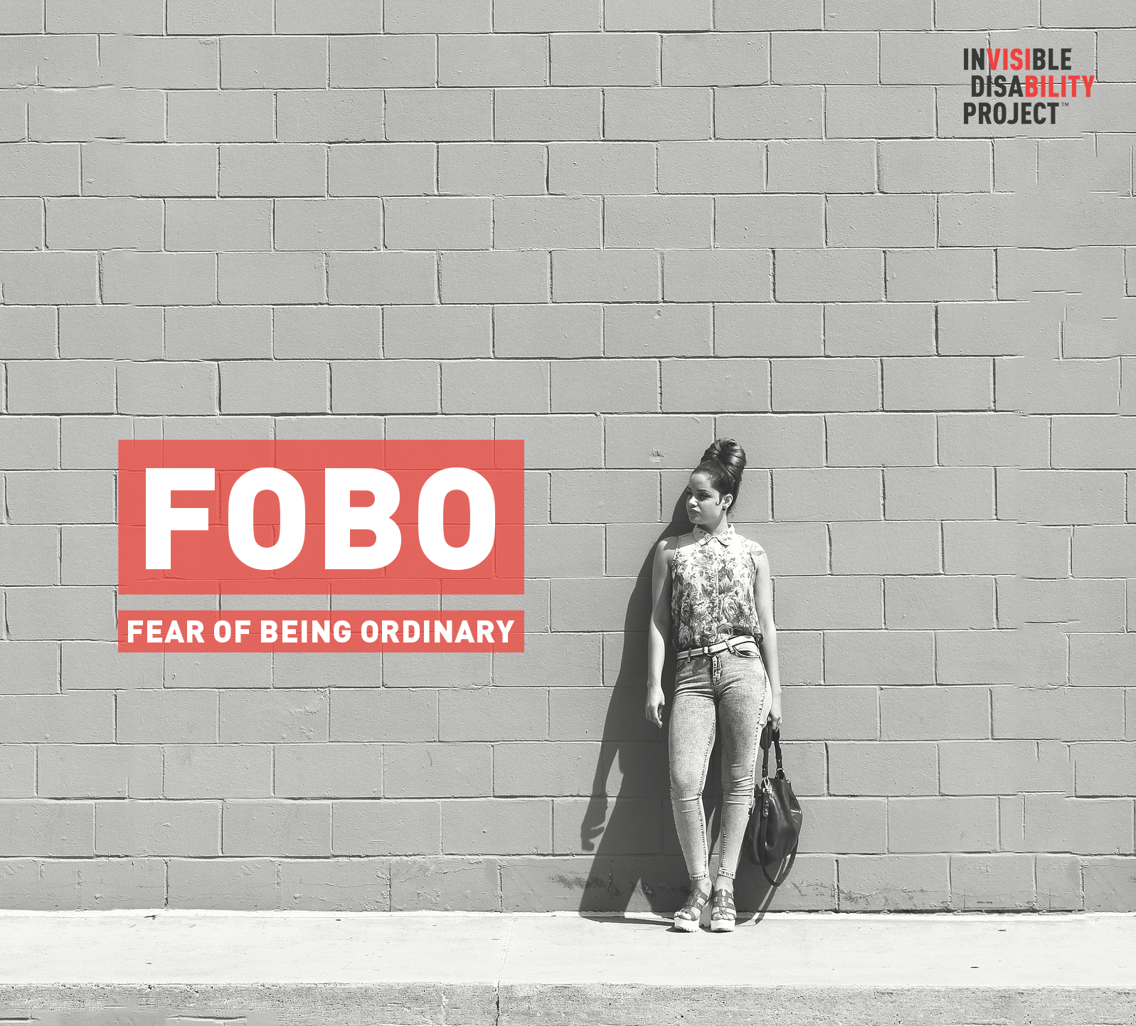 FOBO. Fear of Being Ordinary