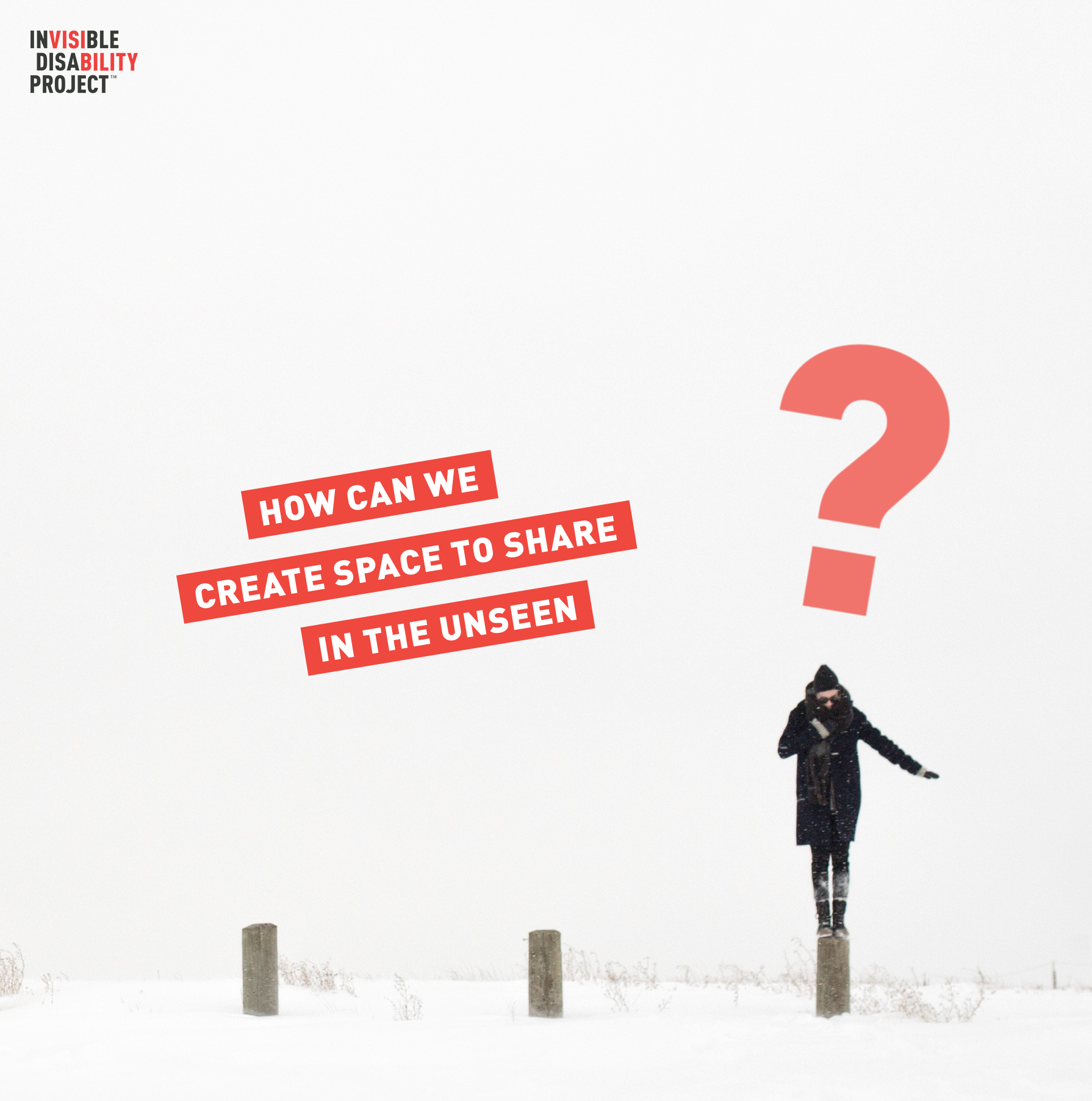 How do we create space to share in the unseen?