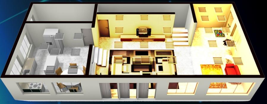 3D Floor Plan Design - For even easier control