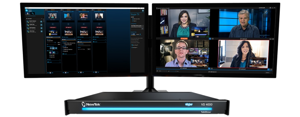 newtek TALkshow    vs 4000