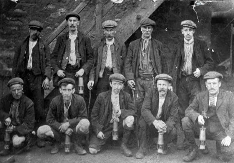 Agecroft Colliery Miners. https://www.youtube.com/watch?v=cfk8OHqhcJk