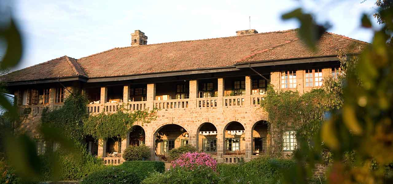 Traditional Safaris   Deloraine House, The Great Rift Valley