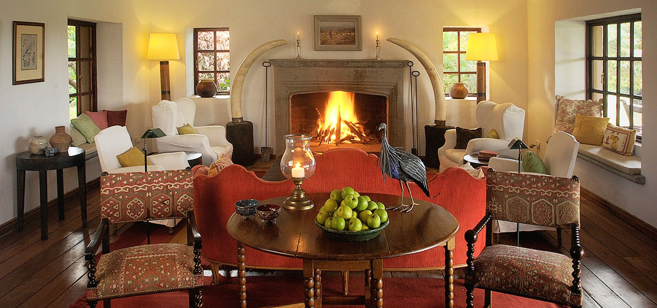 Traditional Safaris   Sosian Lodge, Laikipia
