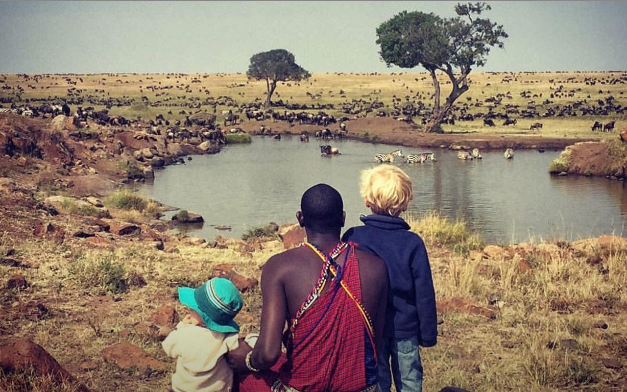 Family Safaris   No better holiday...