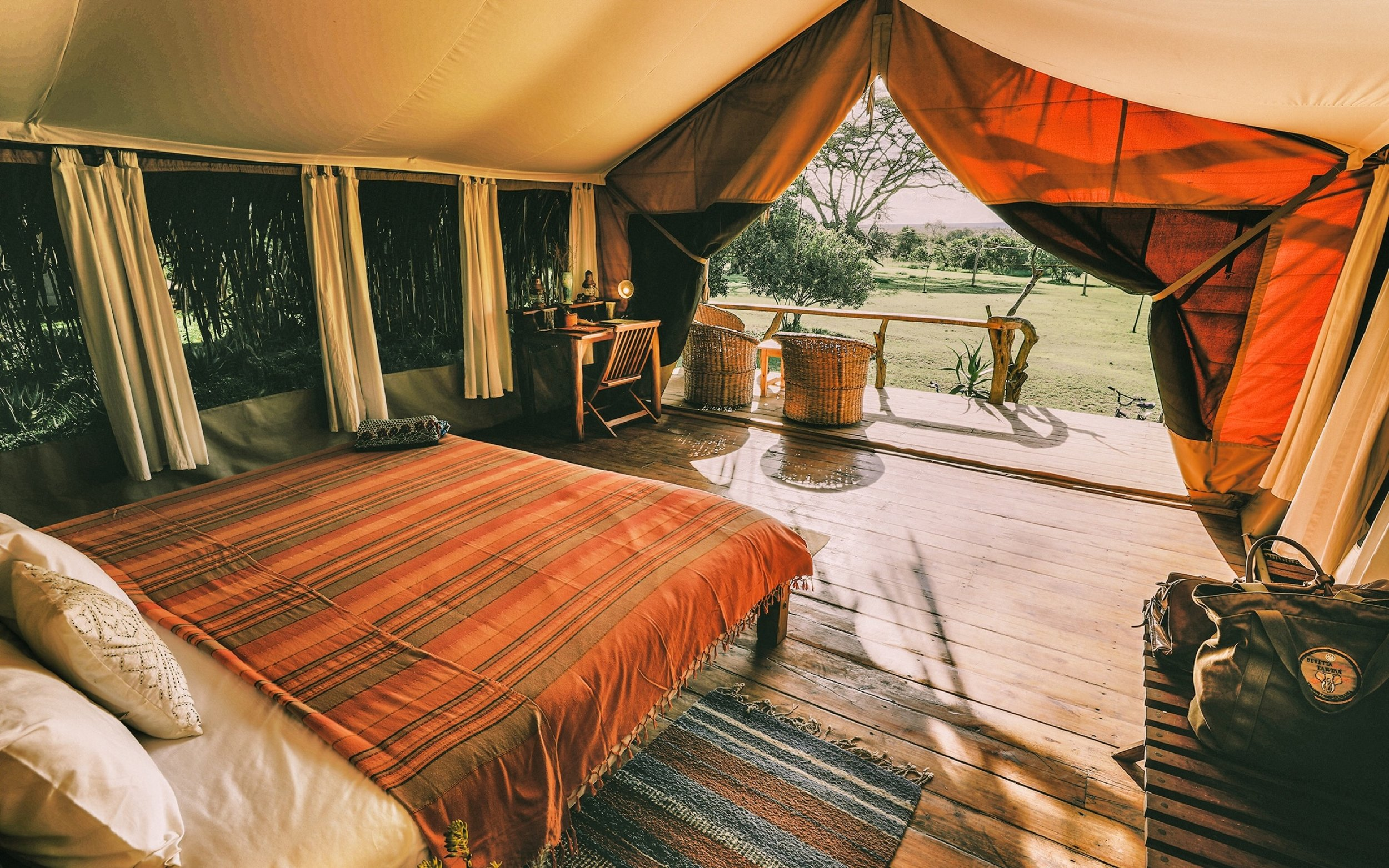 Traditional Safaris   Ekorian's Mugie Camp, Mugie Conservancy, Laikipia