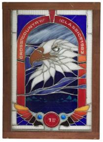coveted hang glider award