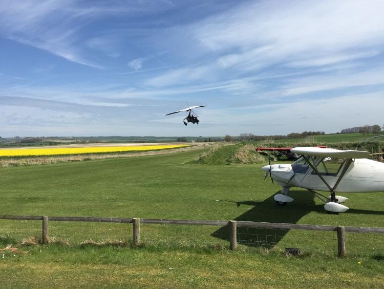 Around the Airfield