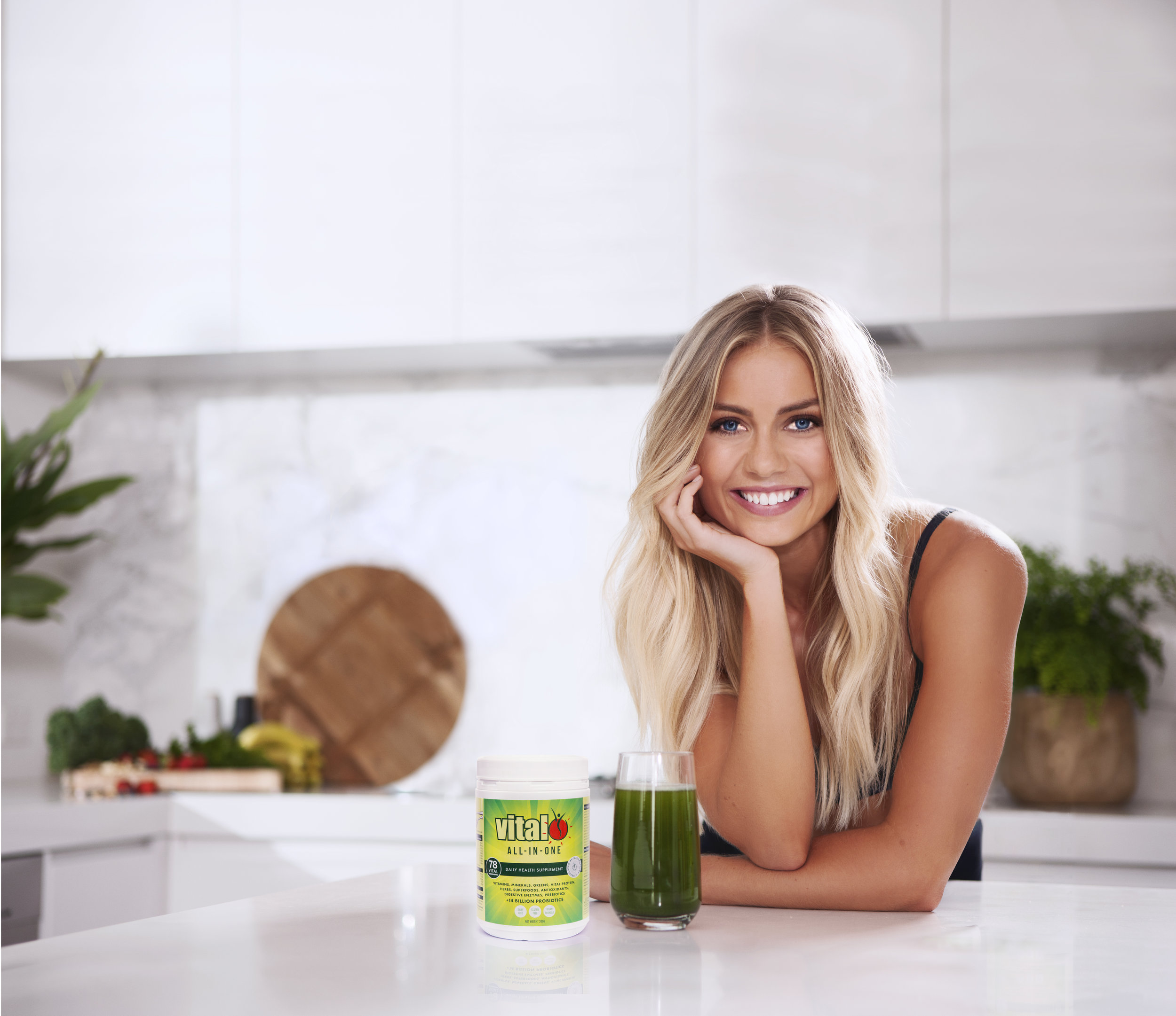Elyse Knowles Vital Greens