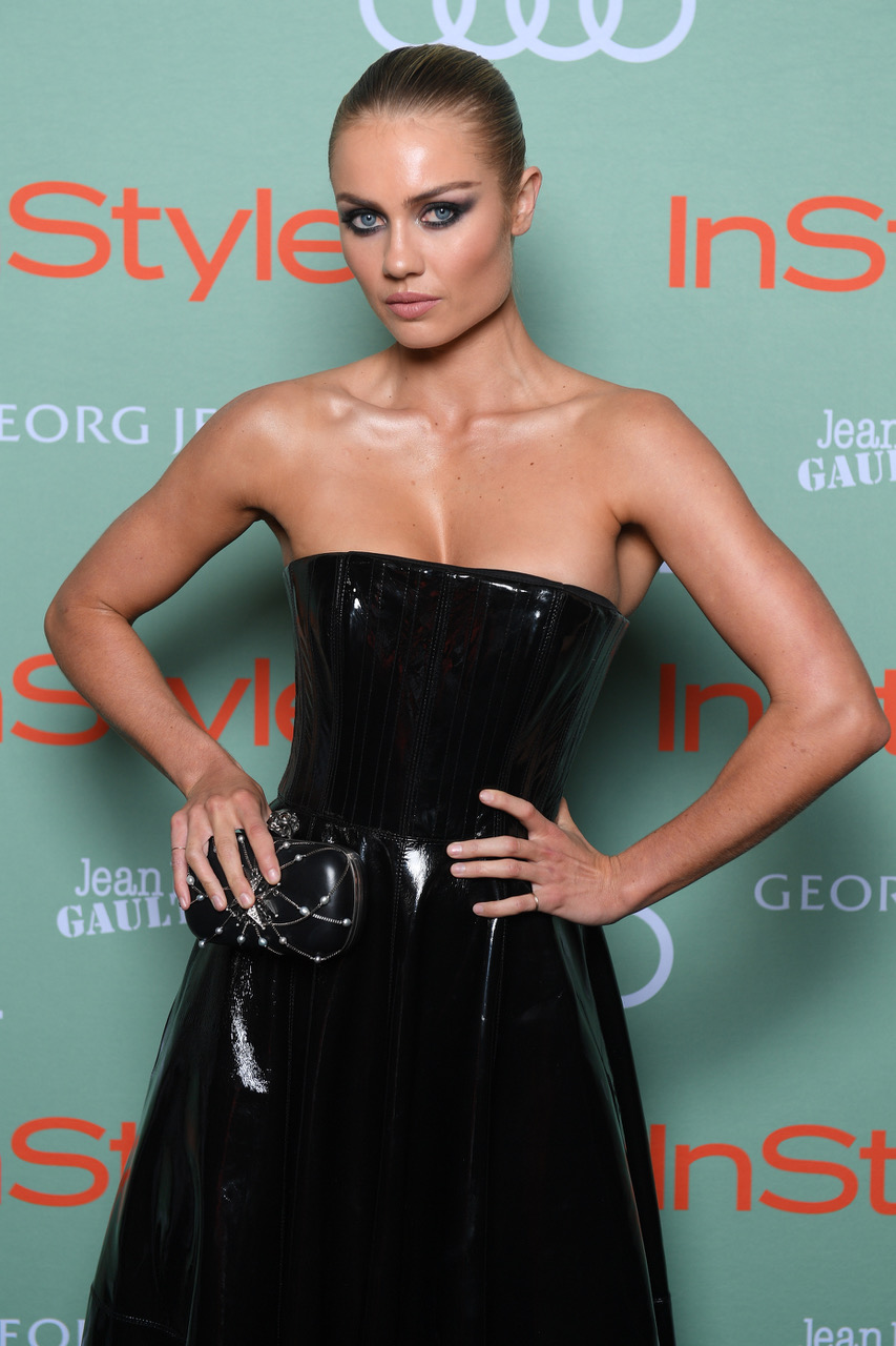 Elyse Knowles - InStyle Awards 2018 0.JPG