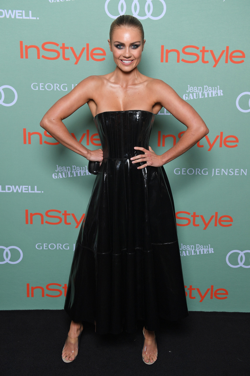 Elyse Knowles - InStyle Awards 2018 3.JPG