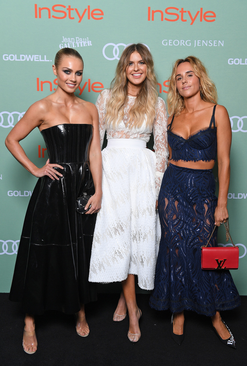 Elyse Knowles - InStyle Awards 2018 -WITH PIP EDWARDS AND ELLE FERGUSON.JPG