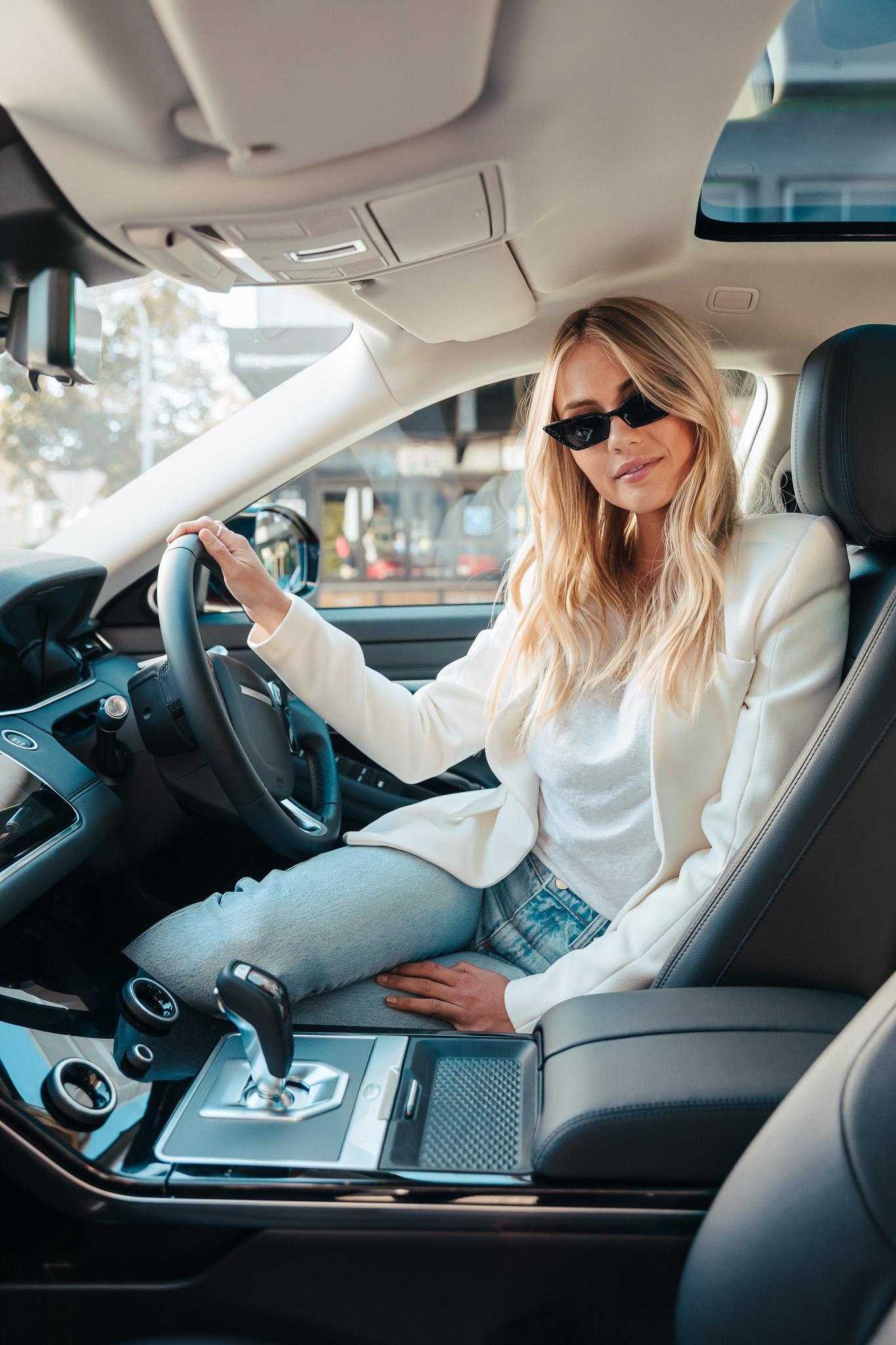 Elyse Knowles Range Rover Evoque Ambassador 2019