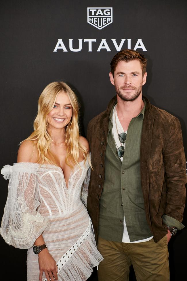 Elyse Knowles & Chris Hemsworth VOGUE 2019 Tag Heuer .jpeg