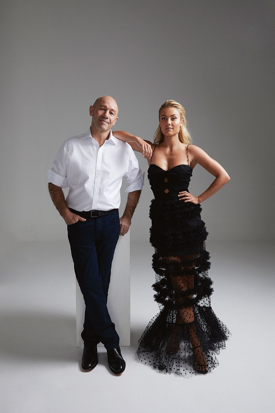 Dress by  Nicola Finetti  at Myer