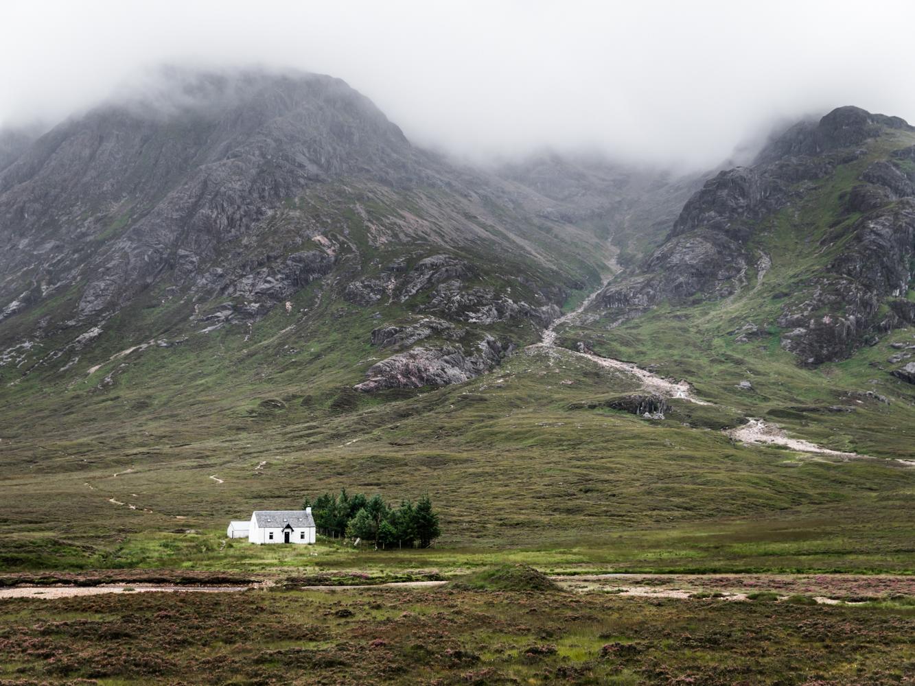 highlands + skye -