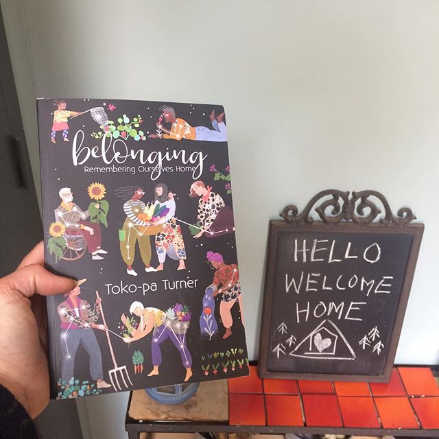 @tokopa #belonging arrives on the mountain. Welcome home my friends. Welcome to the dreaming and the dancing. ❤️