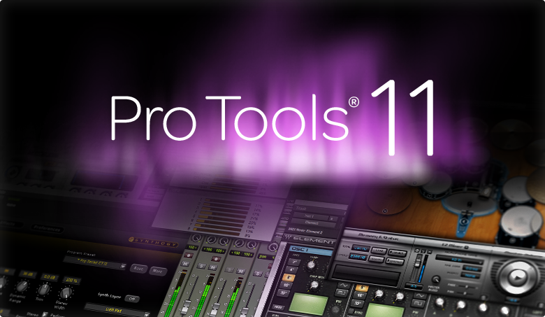 Licenced Pro Tools user