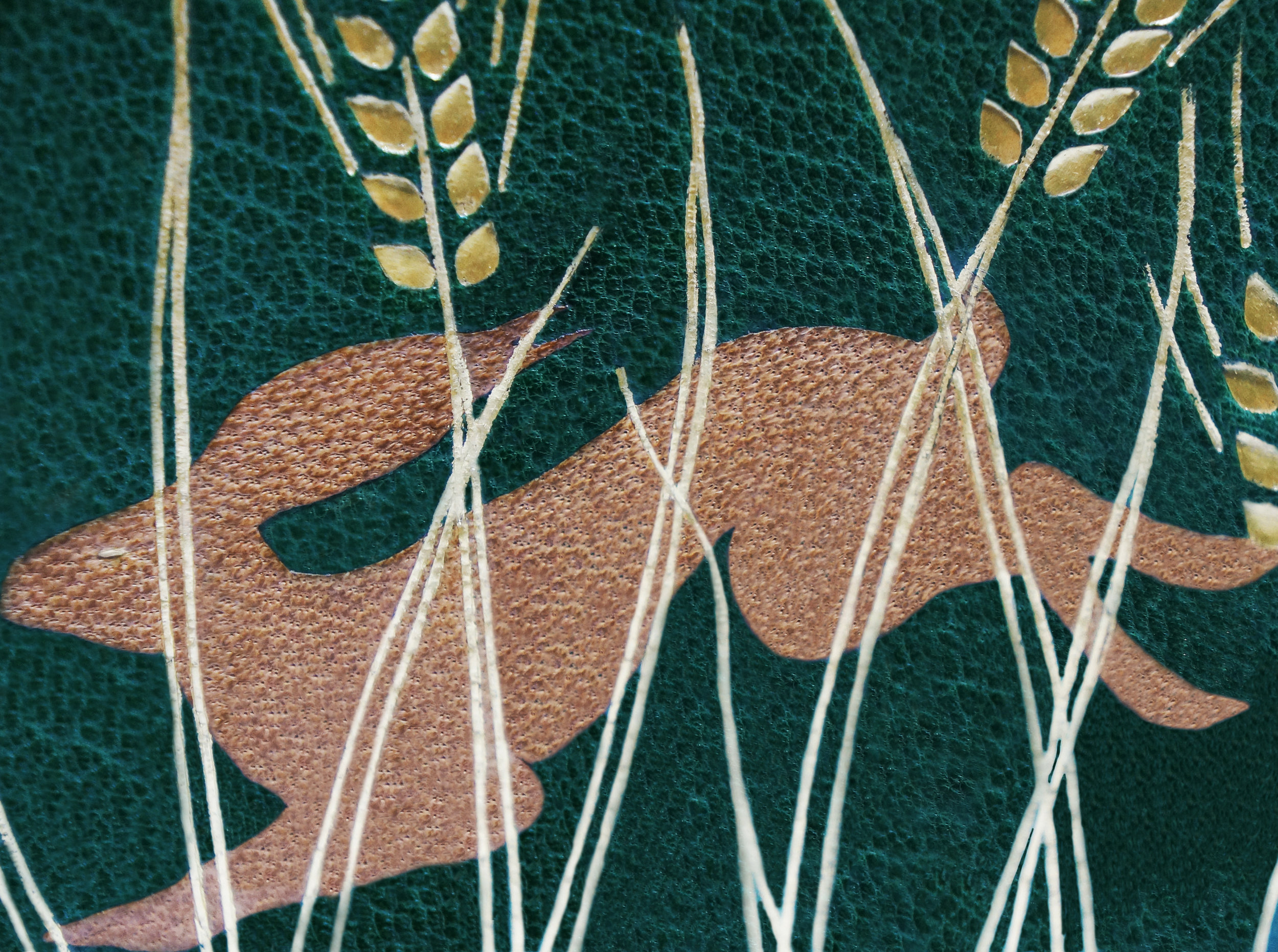 Hungry Grass detail