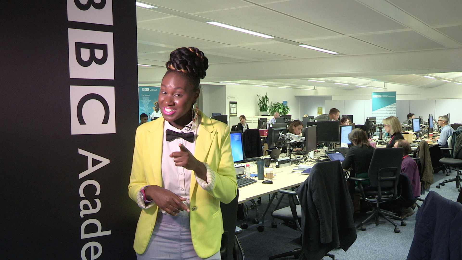 BBC Make It Digital Trainees
