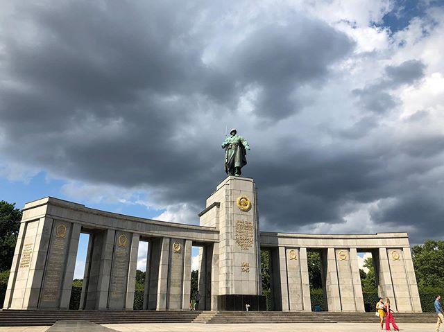 Souvenirs de Berlin... #berlin #documentaire #dreamteam #badweathergoodspirit