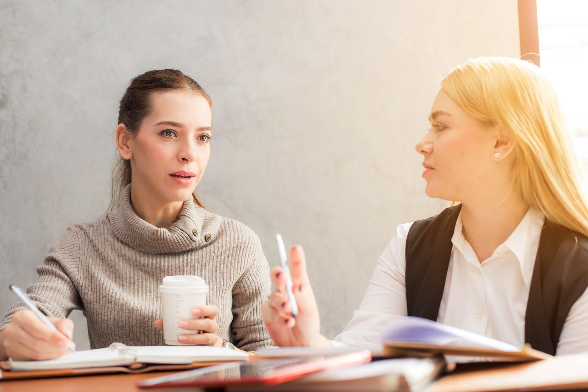 Gesprekken waar je tegenop ziet met ouders/collegae - ONDERWIJS | WORKSHOP