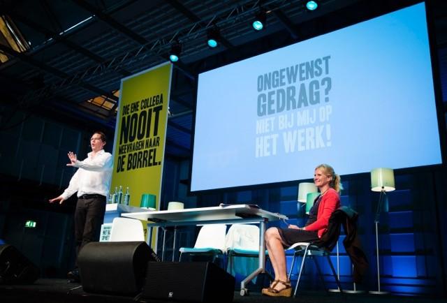 'n serieuze workshop (met humor) - BEDRIJFSLEVEN | WORKSHOP