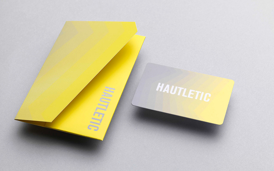 Hautletic Bill Folder and Member Card