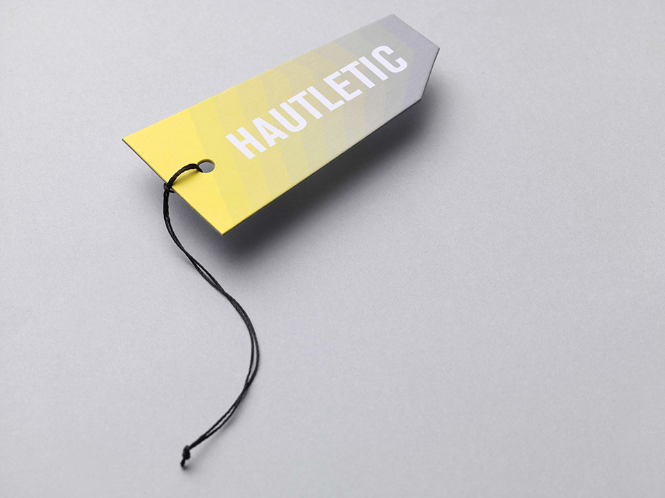 Hautletic Clothing Label