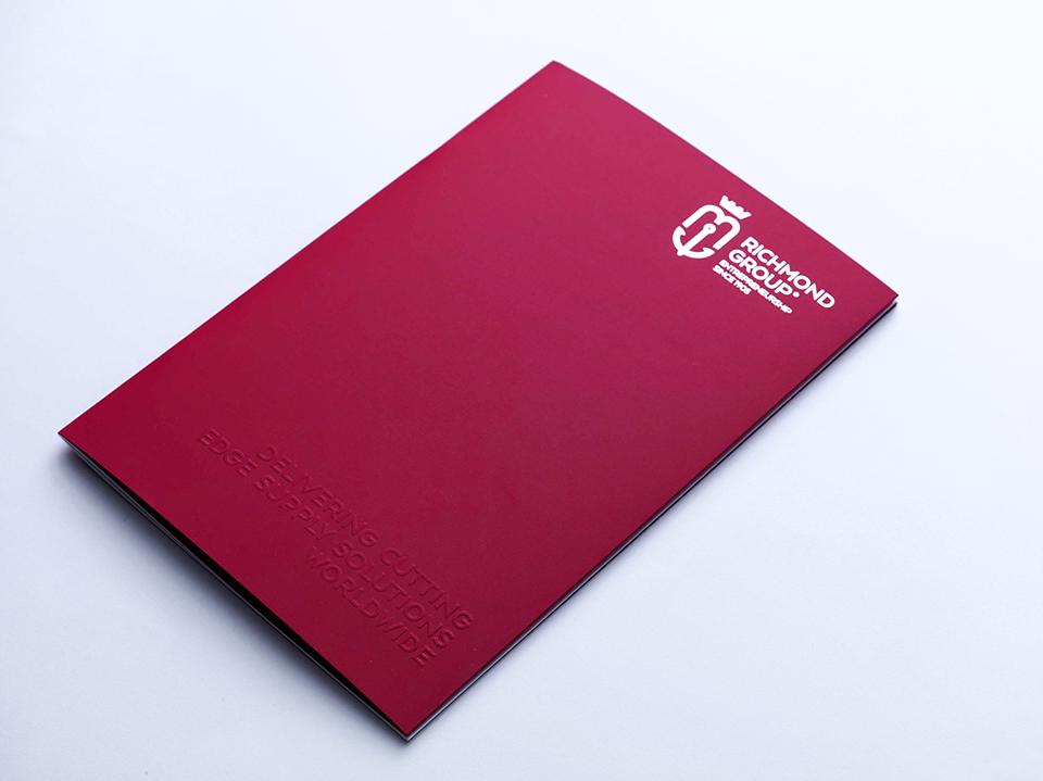 Richmond Brochure Cover