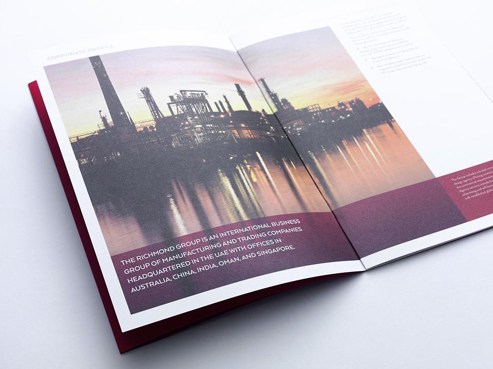 Richmond Brochure Inside Spread