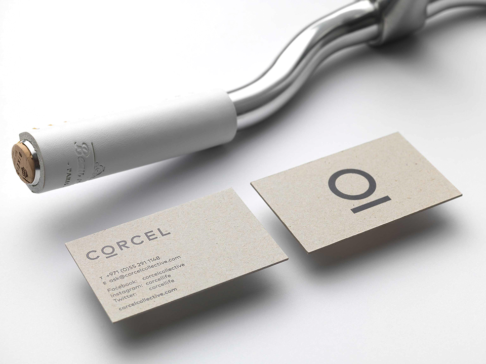 Corcel Business Card