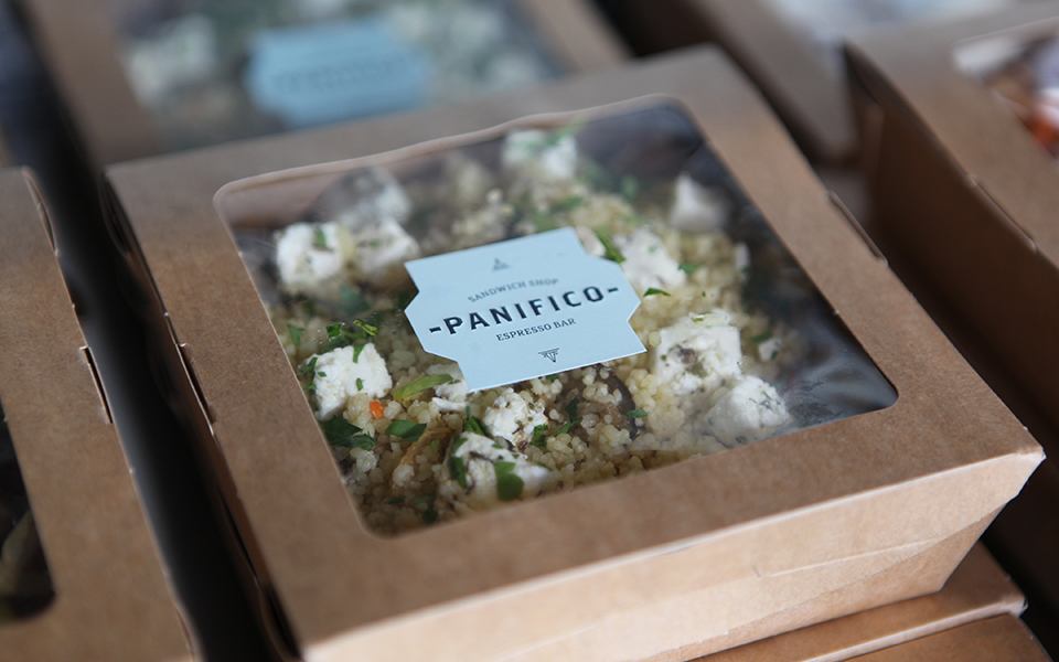 Panifico Packaging Salad