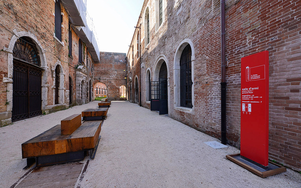 National Pavilion UAE Venice Biennale