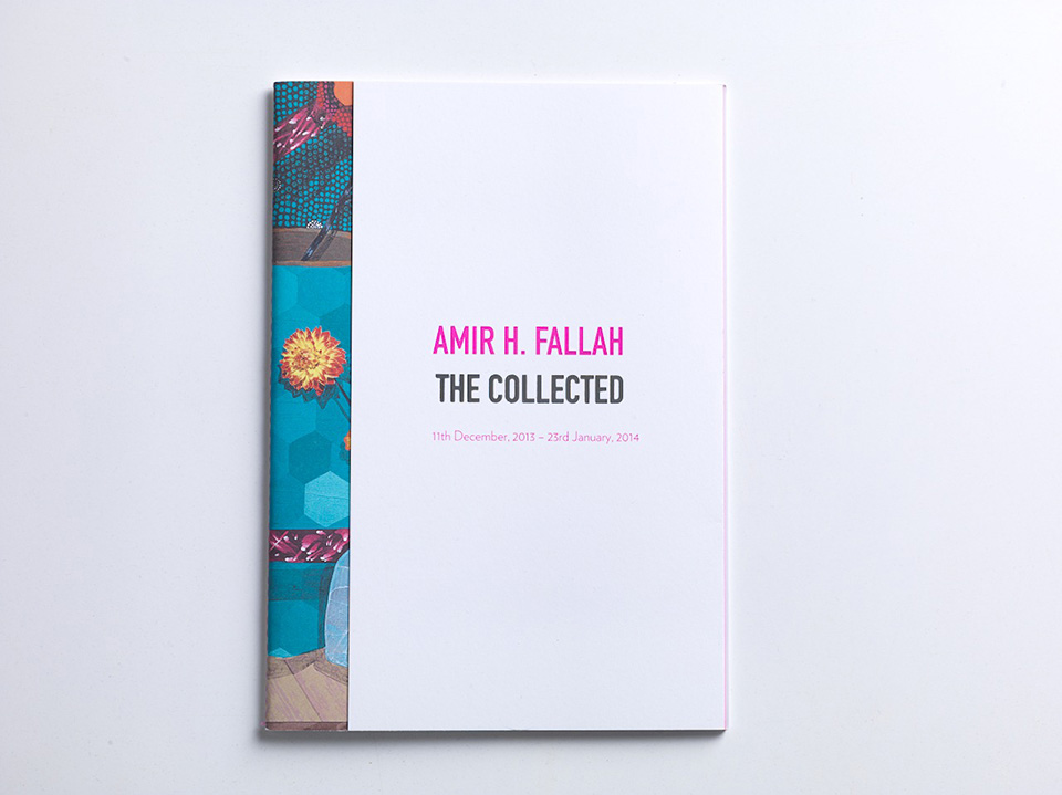 The Third Line Catalogue - Amir Fallah