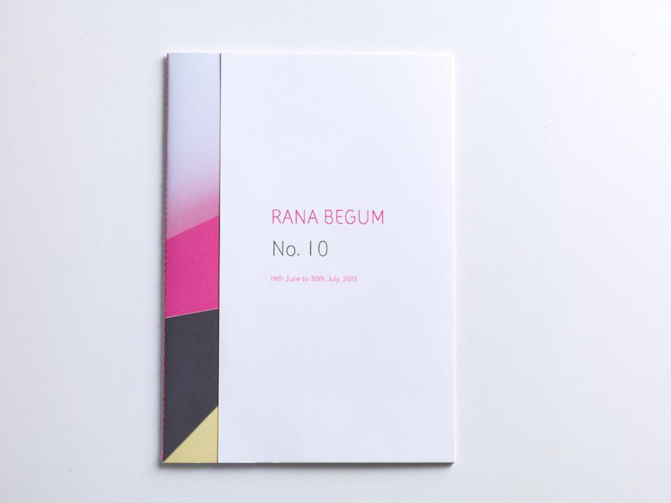 The Third Line Catalogue - Rana Begum
