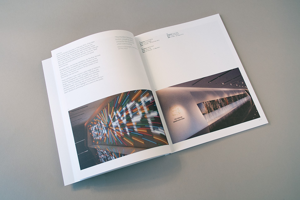 The Pavilion Downtown Book Inside Spread