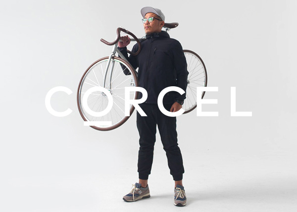 Corcel  Brand Identity, Collateral, Advertising