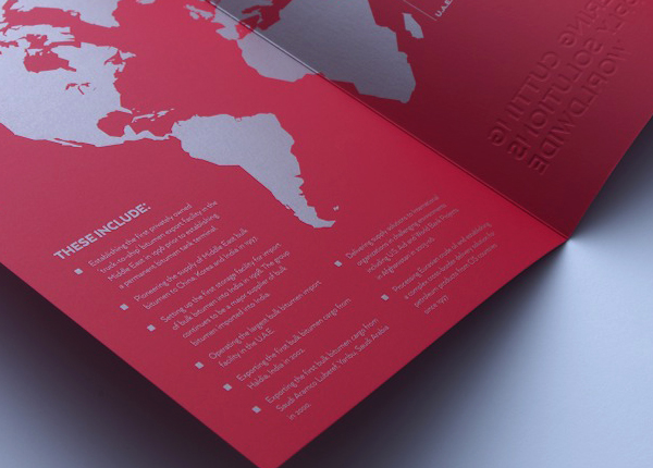 Richmond  Brand Identity, Collateral