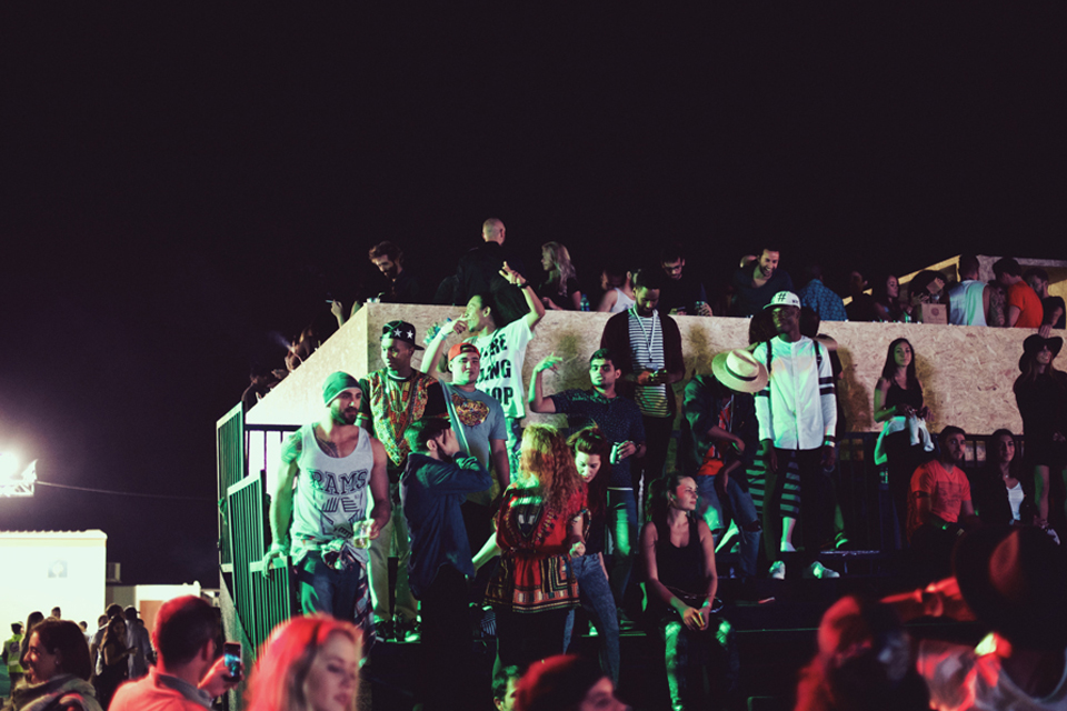 Sole DXB 2014 Event Party