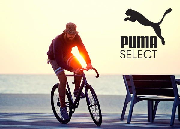 PUMA Select x Corcel  Art Direction, Creative Direction