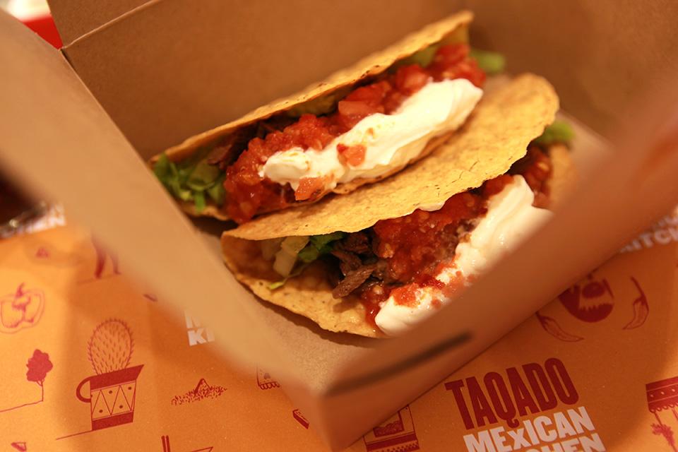 Taqado Mexican Kitchen Food