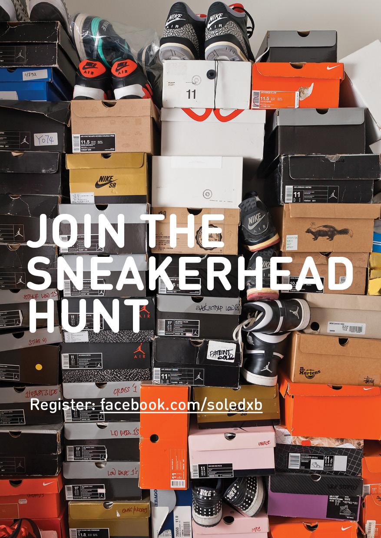 Nike Sportswear Exhibition Sneakerhead Hunt