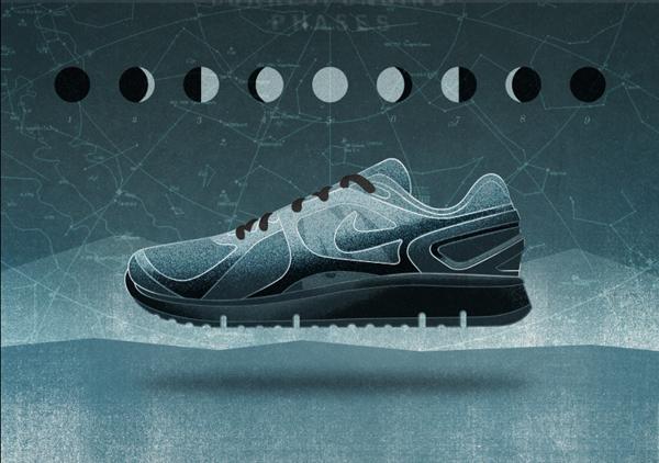 Nike Sportswear Exhibition Lunar