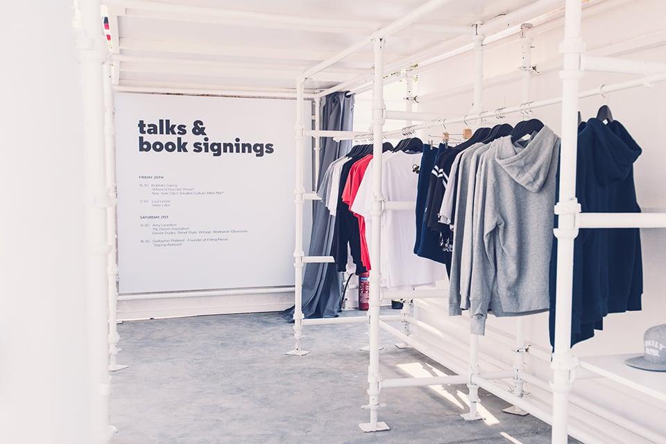 Sole DXB 2015 Typographic Signage
