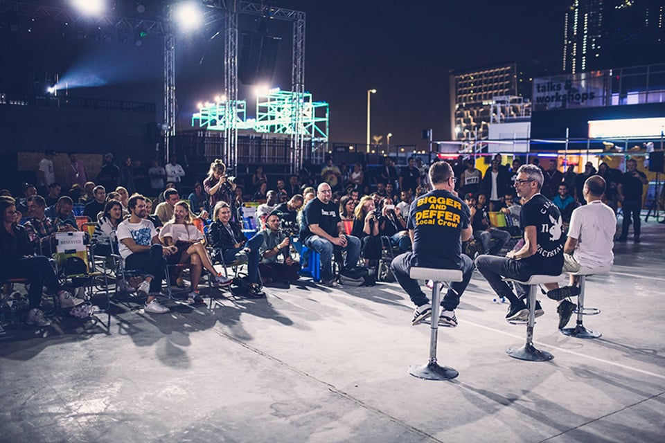 Sole DXB 2015 Films On The Court