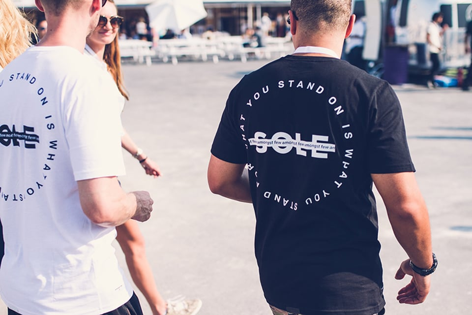 Sole DXB 2015 Event