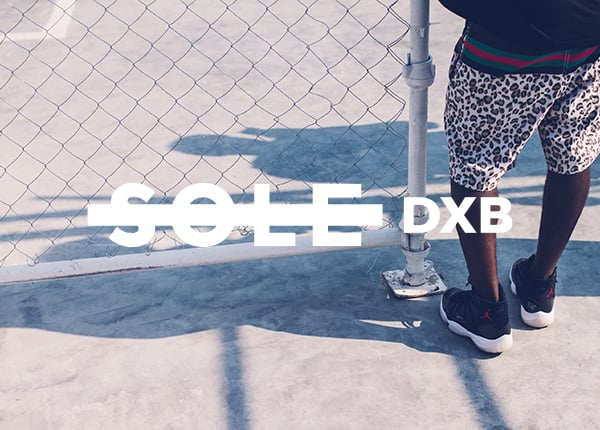 Sole DXB 2015  Campaign, Film, Event Branding