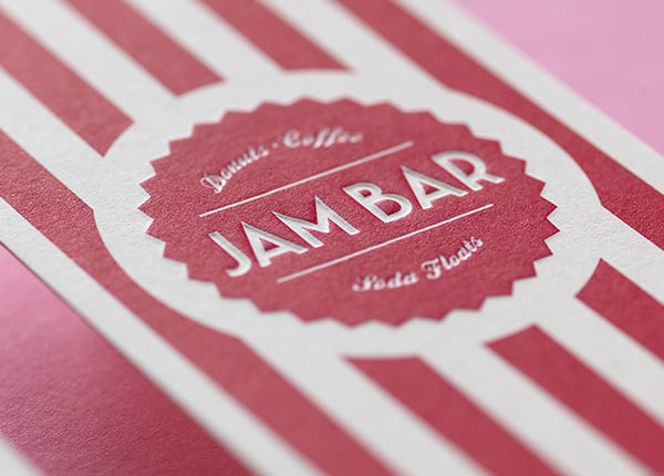 Jam Bar  Brand, Identity, Packaging